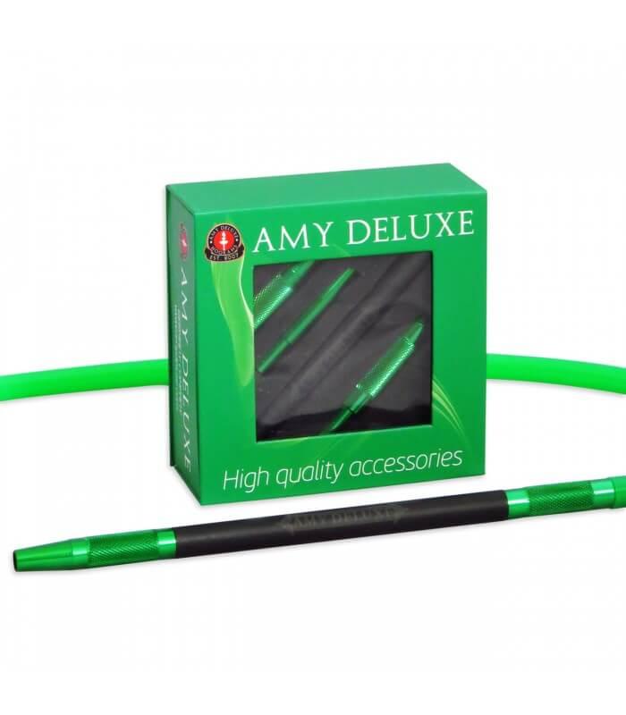 Amy Deluxe Schlauchset mit Mundstück S238 in Box - Schwarz