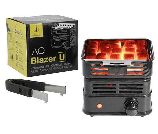 AO Blazer U 1000W Kohleanzünder | elektrisch
