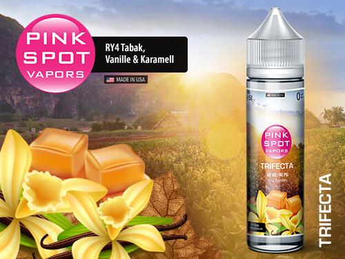 Pink Spot - Trifecta 50ml - 0mg/ml