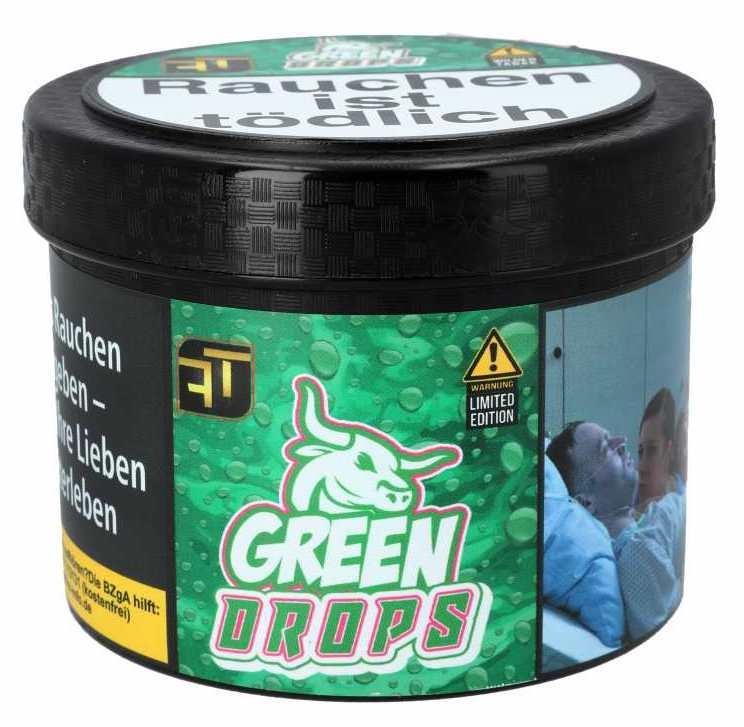 Fadi Tobaggo Tabak Green Drops 200g