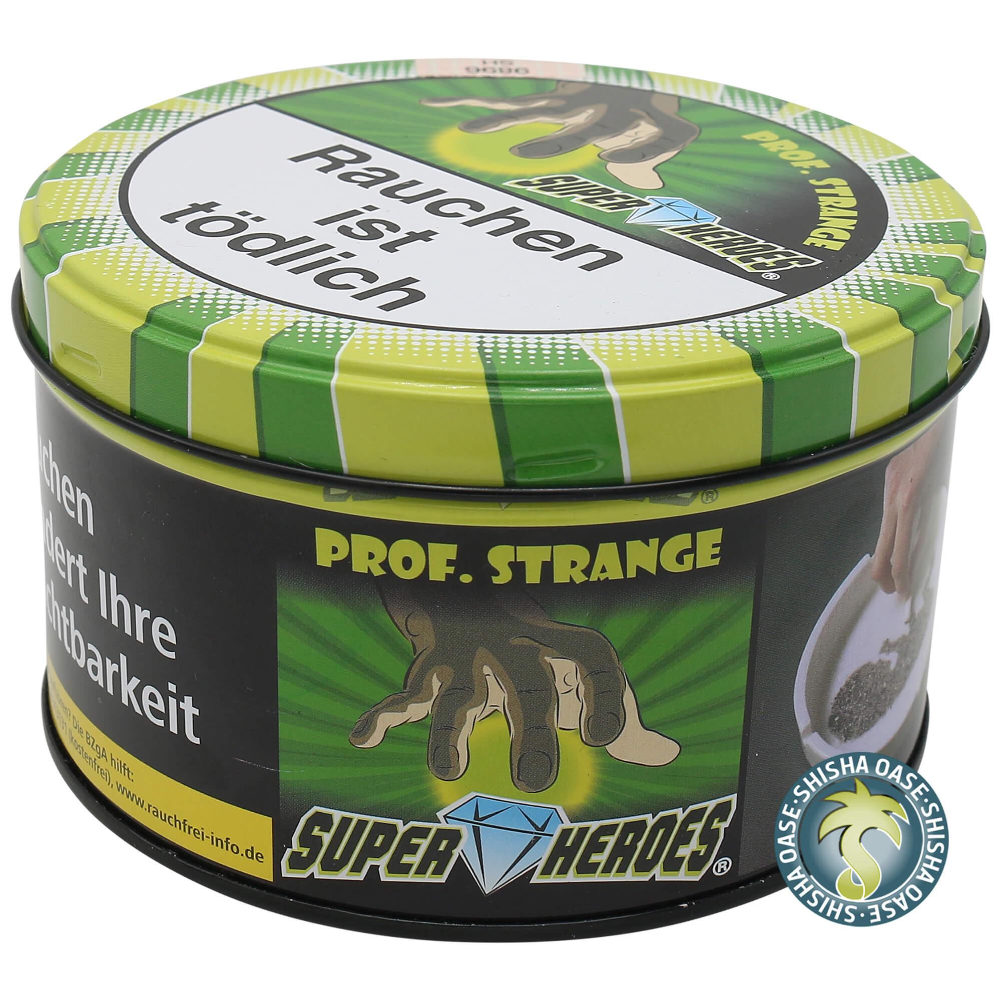 Super Heroes Tabak Prof. Strange 200g