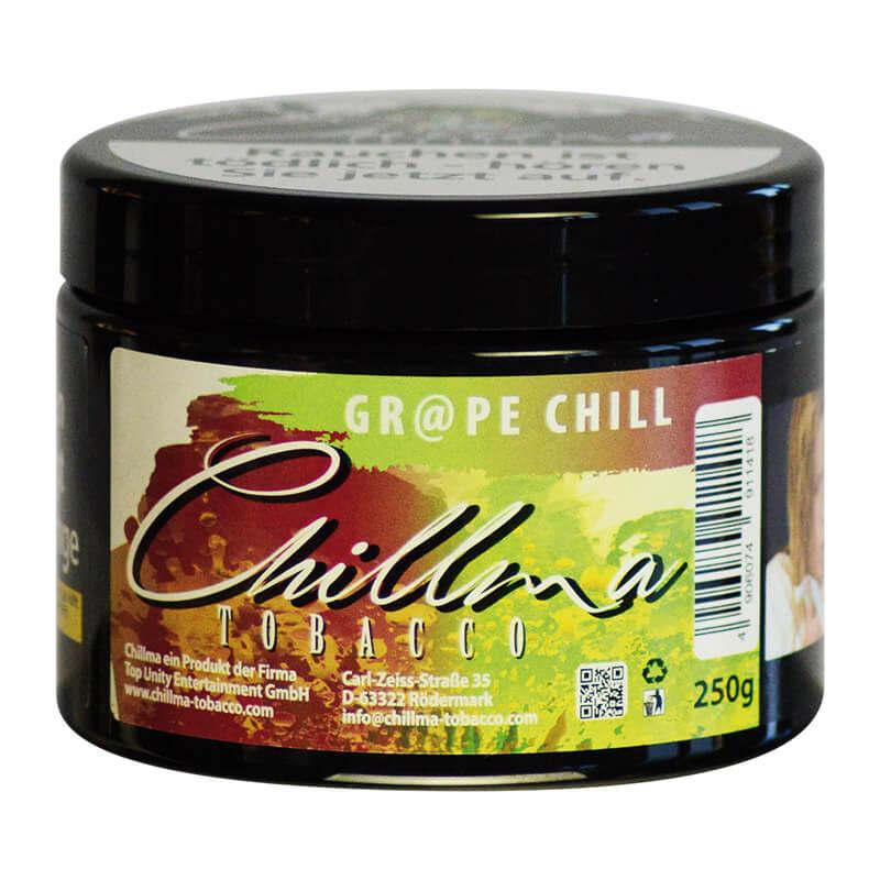 Chillma Tobacco Gr@pe Chill 250g