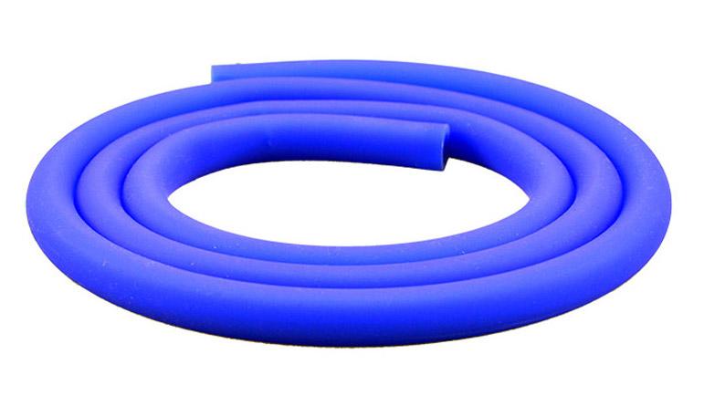 Silikonschlauch Soft Touch Matt (Blau)