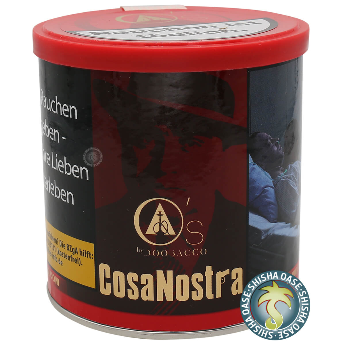 Os Tabak Red Line CosaNostra 200g