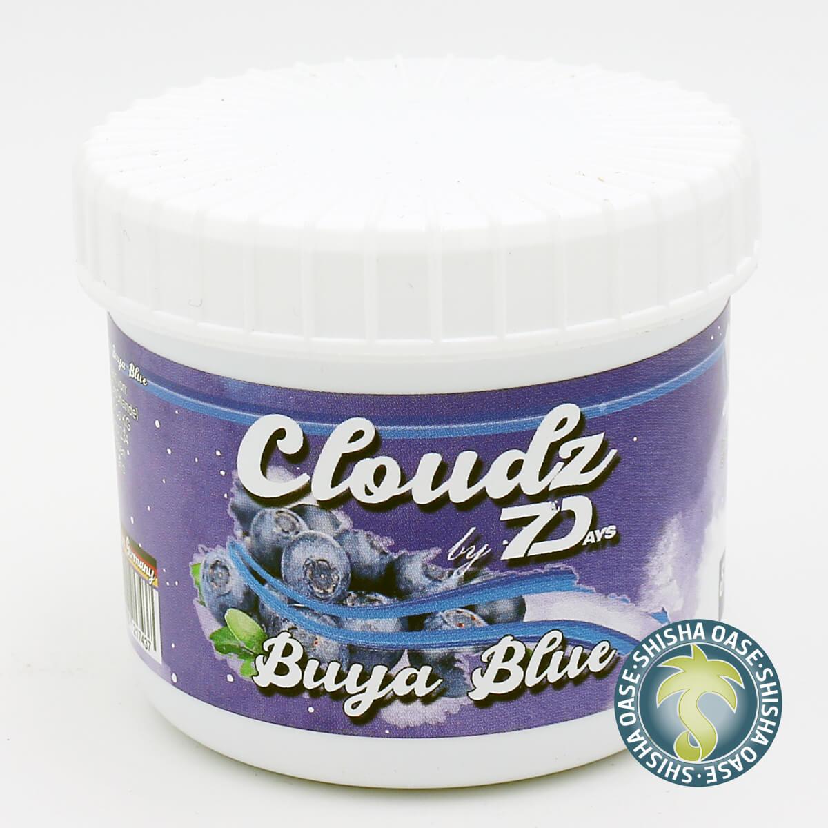 Cloudz by 7 Days Dampfsteine 50g | Buya Blue