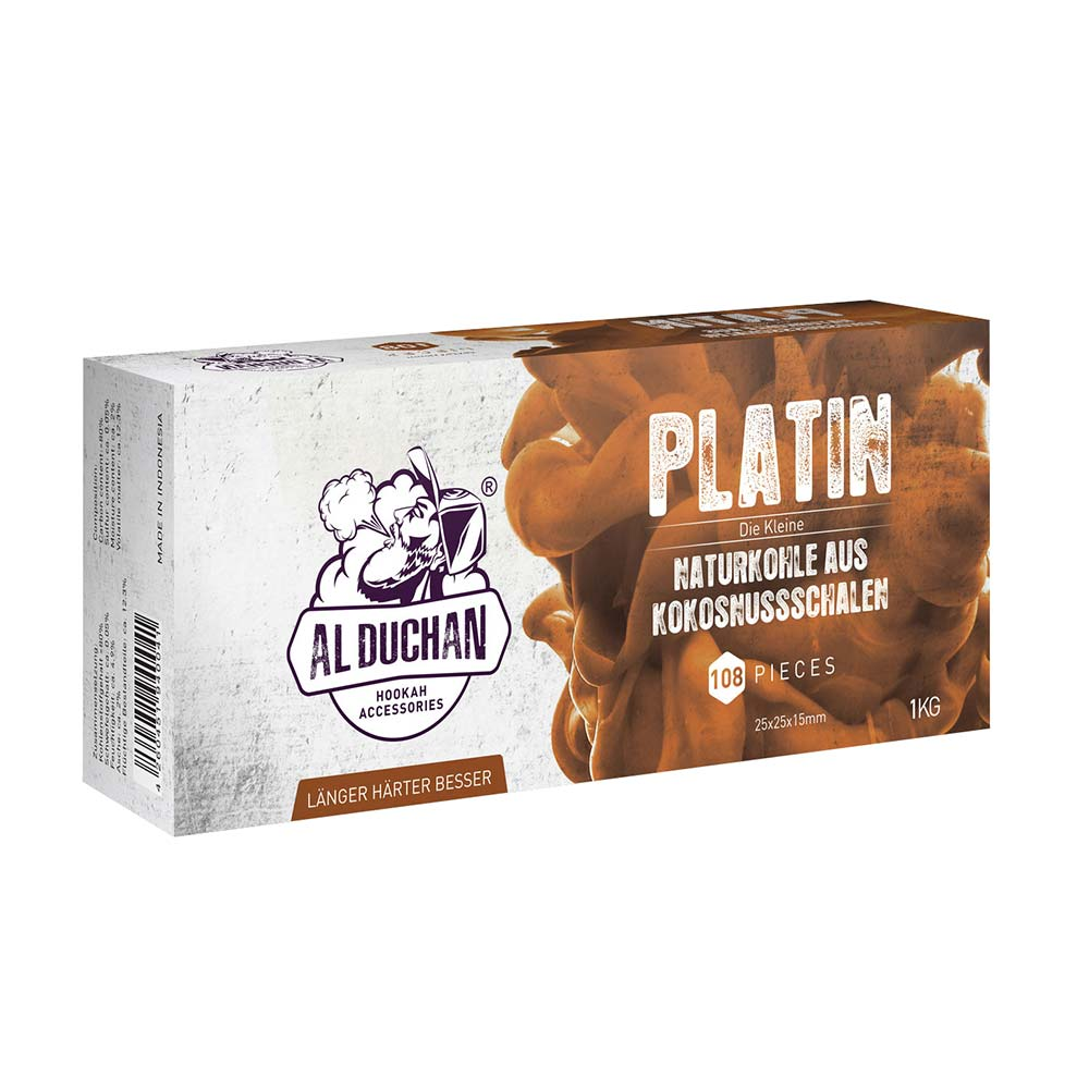 Al Duchan Platin Orange - 1kg