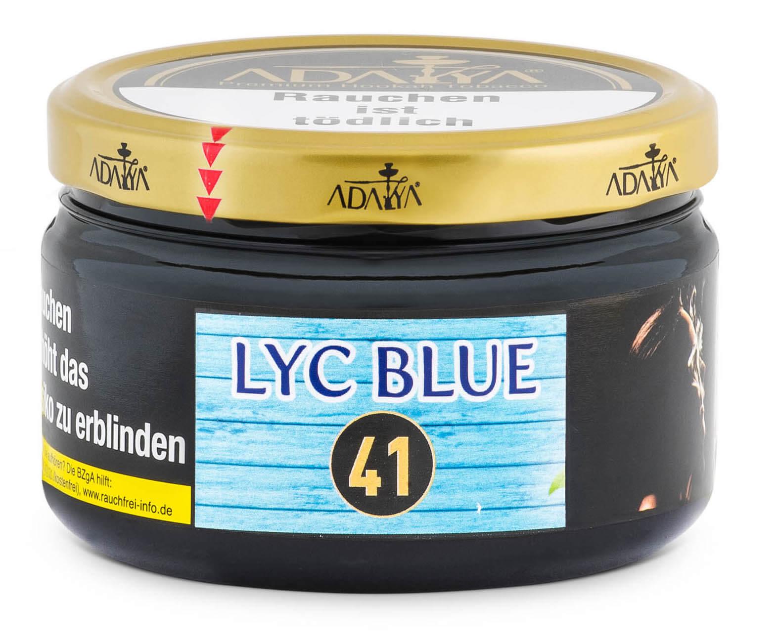 Adalya Tabak Lyc Blue #41 200g