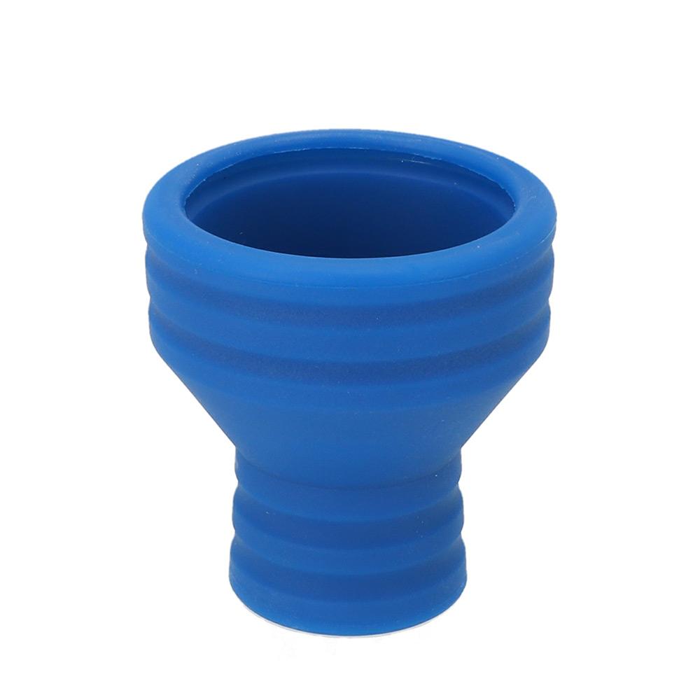 AO Safe Solo Silikonkopf (Blau)