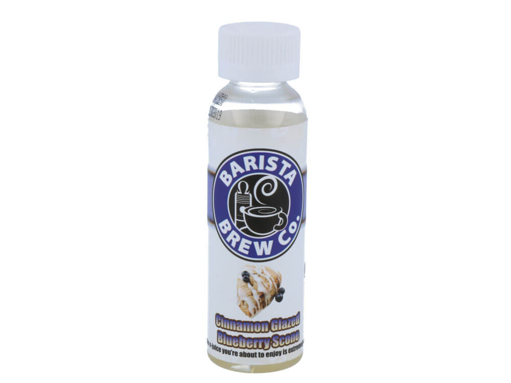 Barista Brew - Cinnamon Glazed Blueberry Scone 50 ml - 0 mg/ml