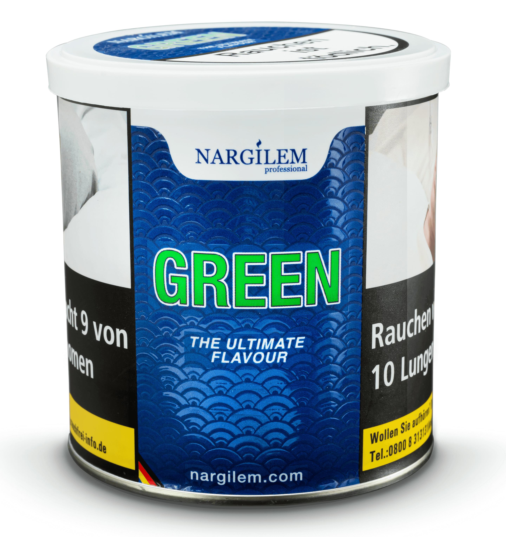 Nargilem Tabak Green 200g