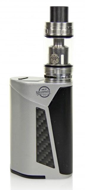 Steamax GX350 E-Zigaretten Set - Silber-Schwarz