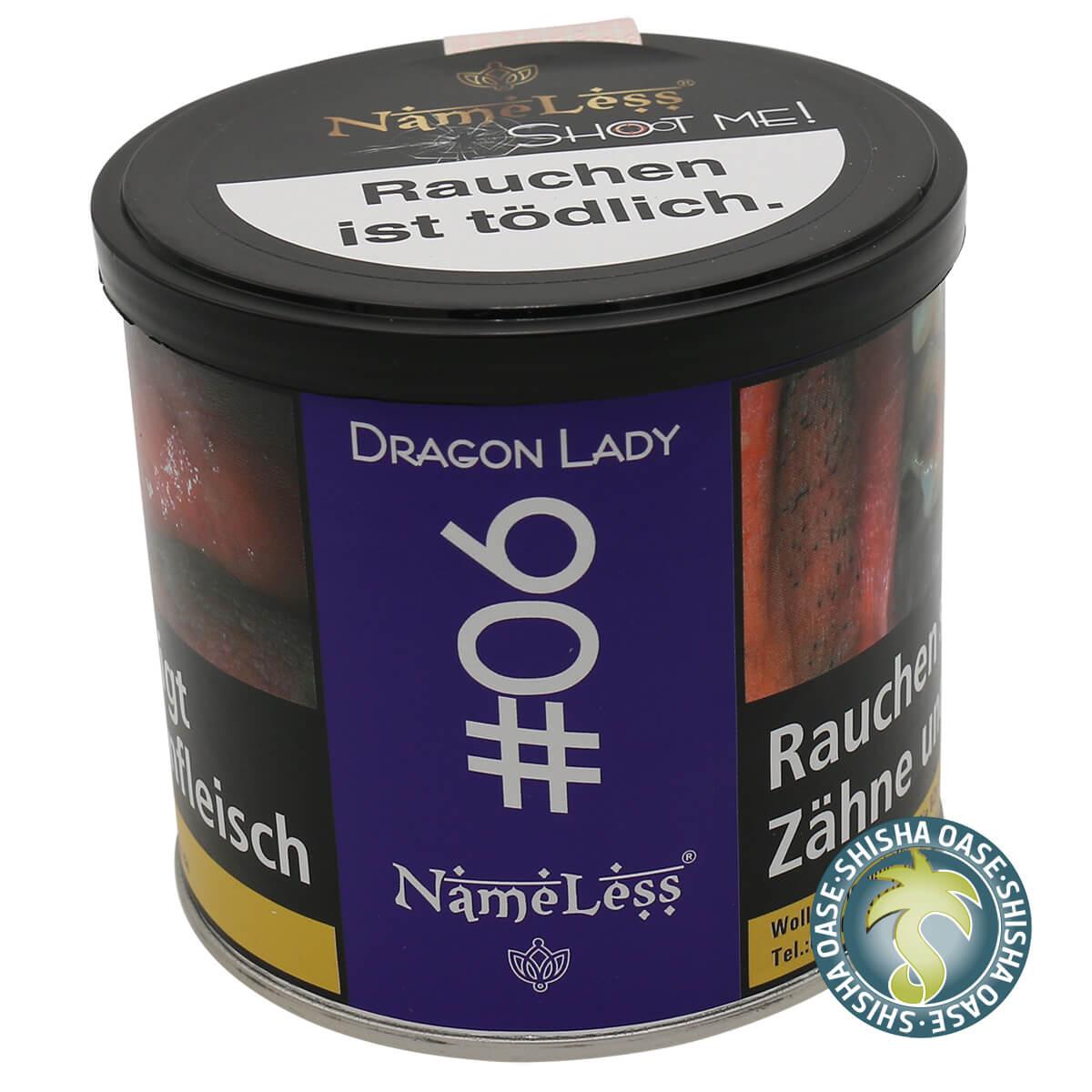 Nameless Tabak #6 Dragon Lady 200g