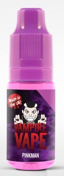 Pinkman (10ml) - Vampire Vape Liquid - 0mg/ml