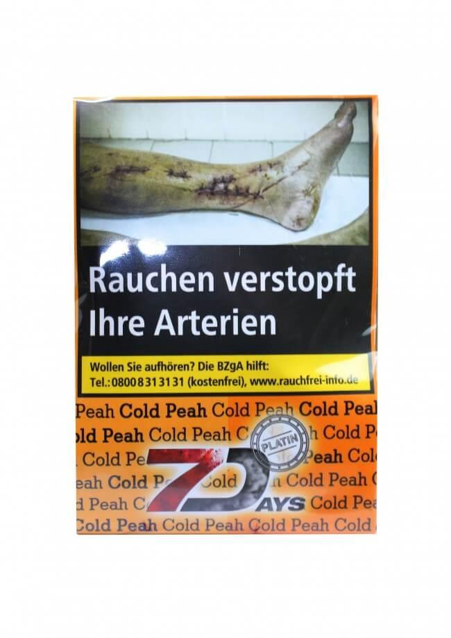 7 Days Platin Tabak - Cold Peah 20g