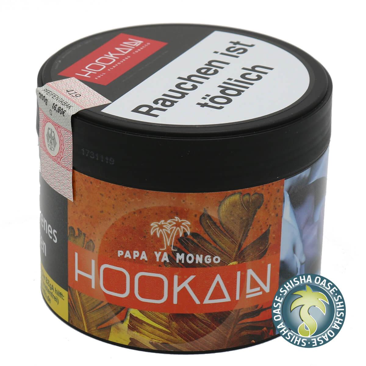 Hookain Tabak Papa Ya Mongo 200g