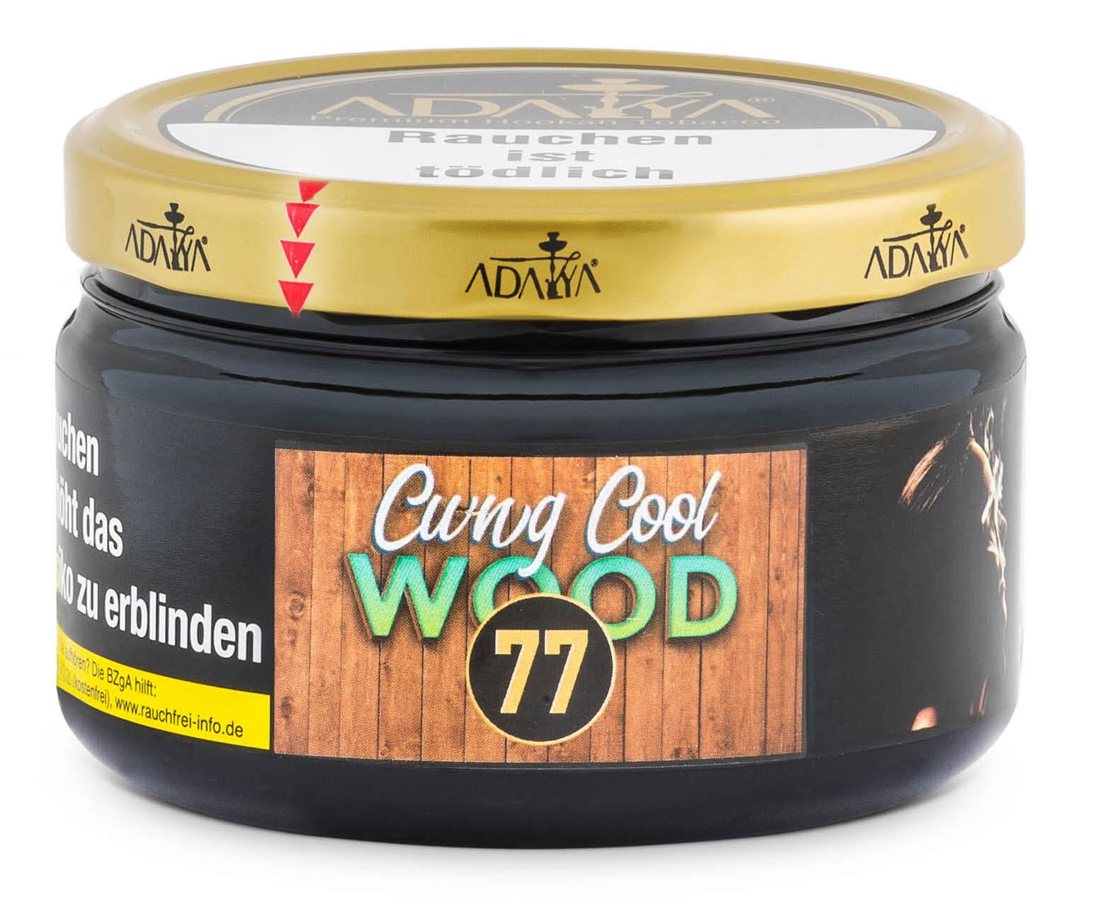 Adalya Tabak Cwng Cool Wood #77 200g