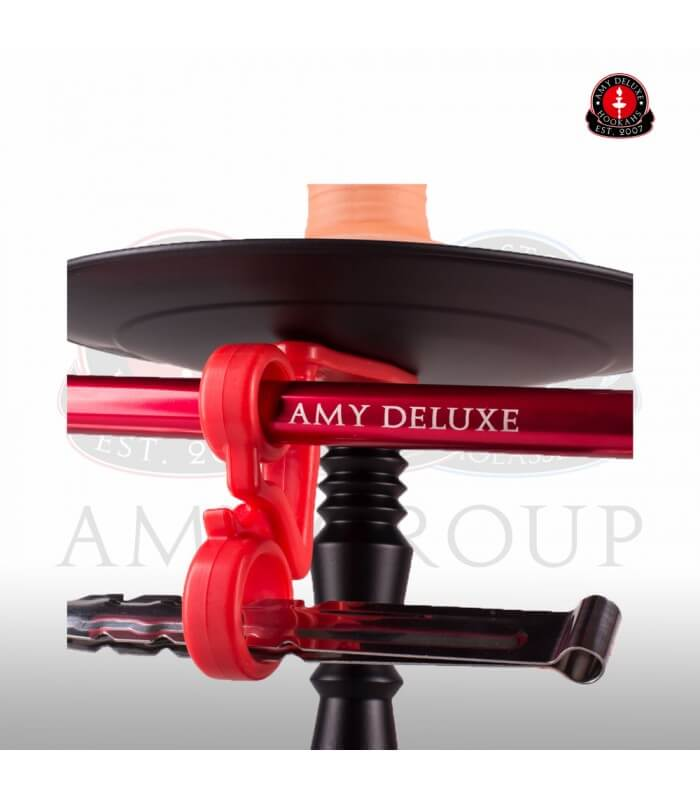 Amy Deluxe Middle Zoom Rainbow (RS Schwarz / Farbe Rot)