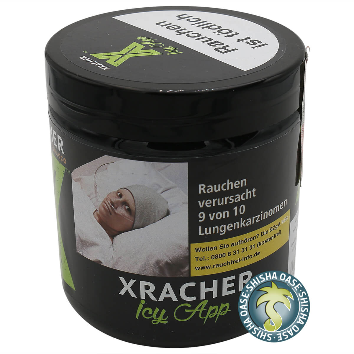 XRacher Tobacco - Icy App 200g