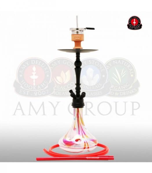 Amy Deluxe Globe Rainbow Klick II (RS Schwarz / Farbe Rot)