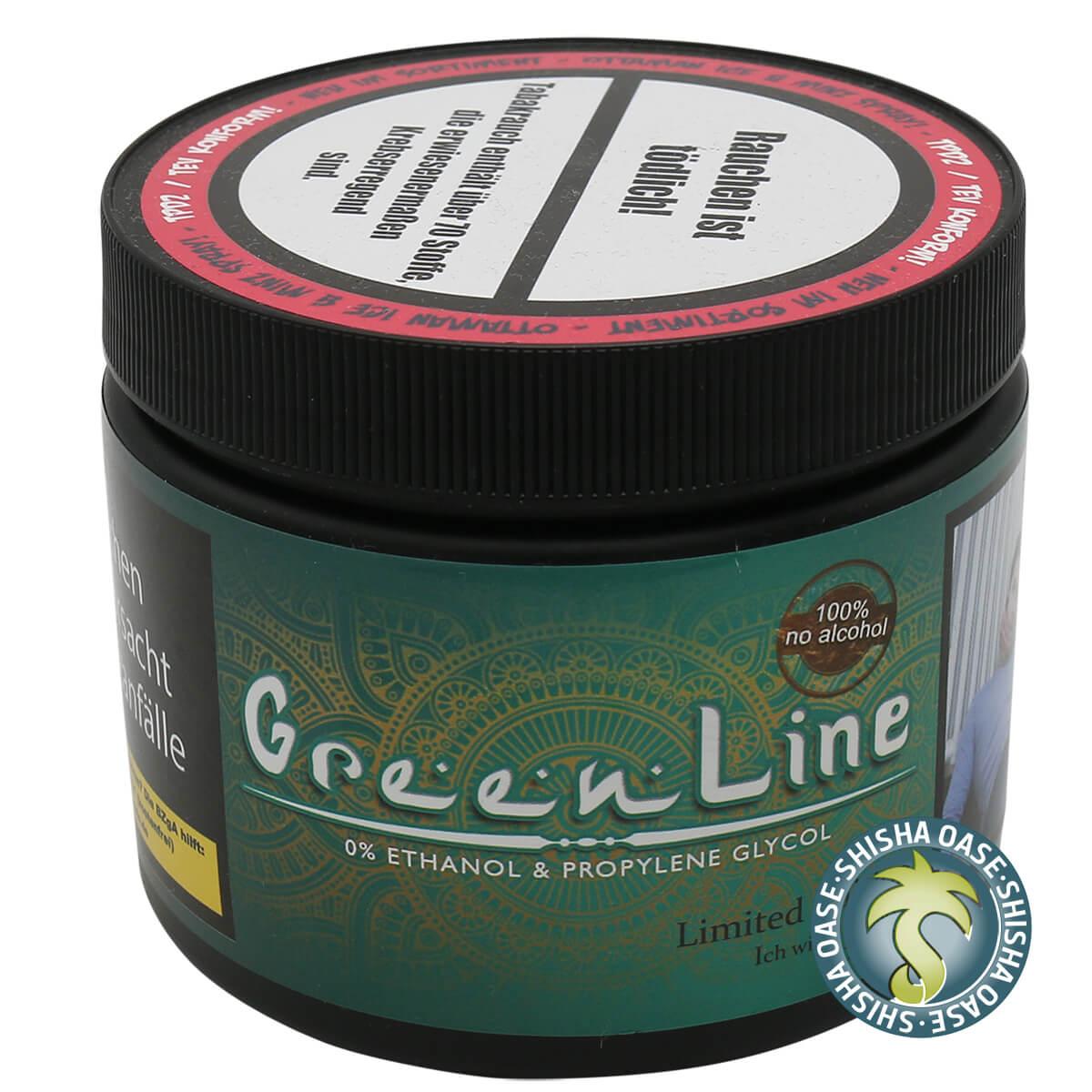 Ottaman Tabak 200g | Green Line
