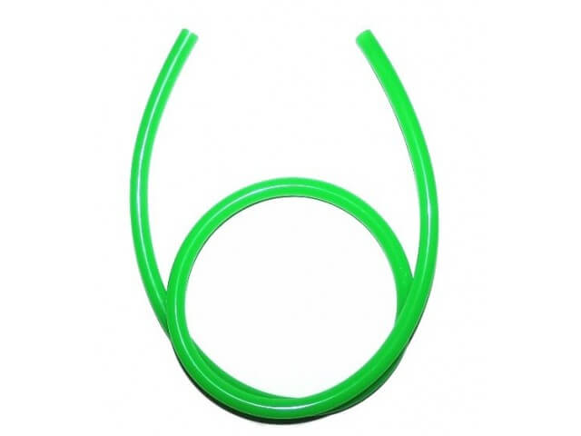 Silikonschlauch Neon Grün