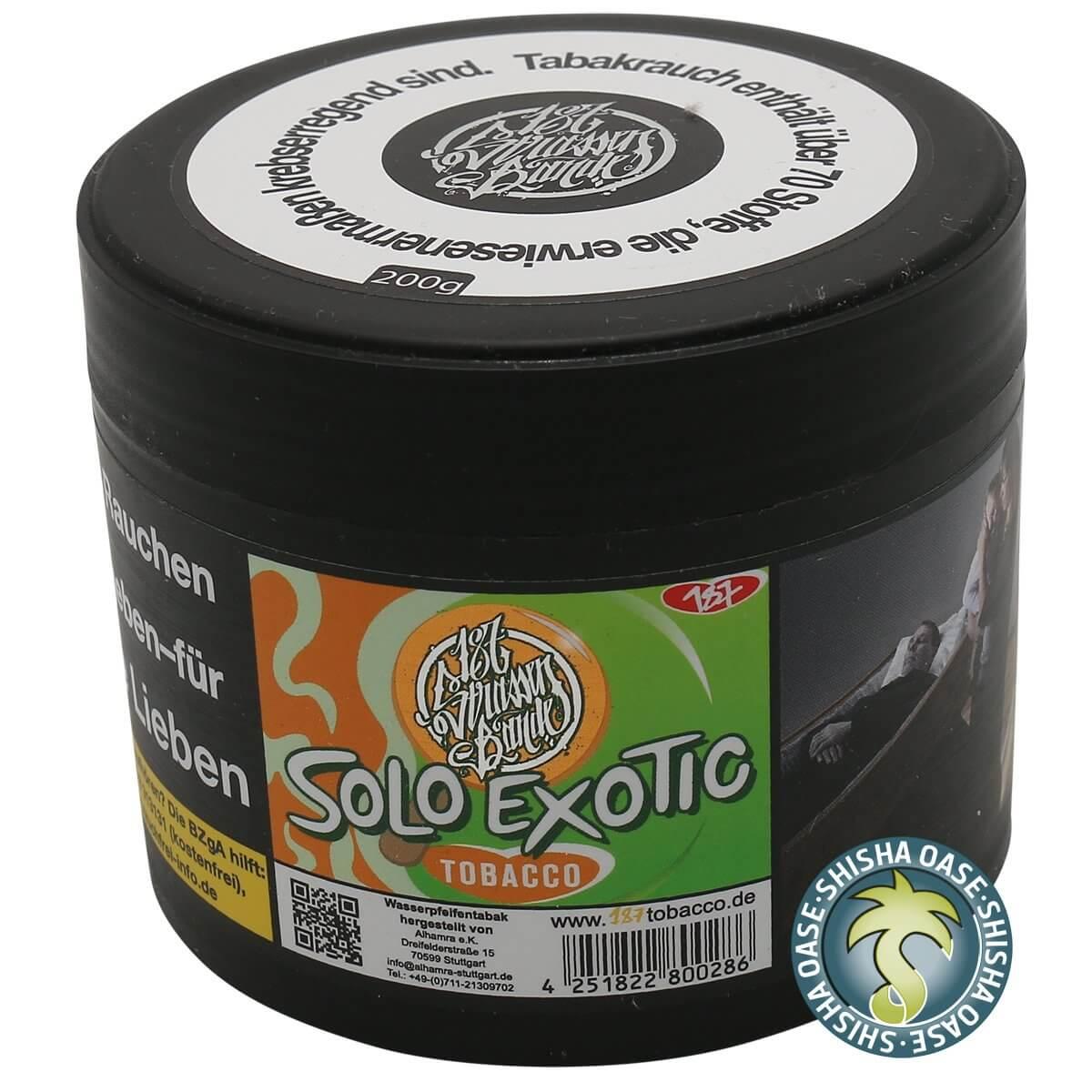 187 Tabak Solo Exotica 200g