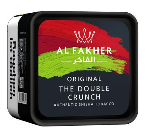 Al Fakher Tabak Double Crunch 200g