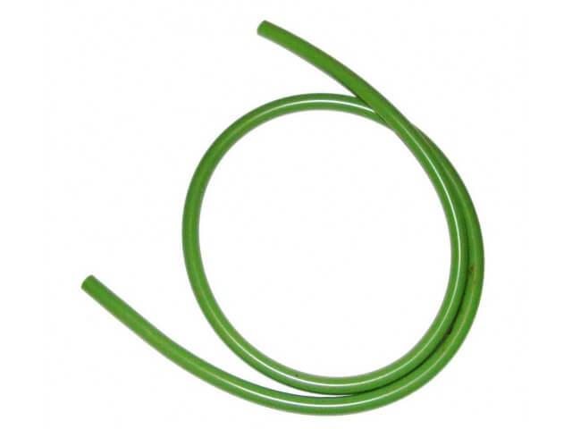 Silikonschlauch Grün