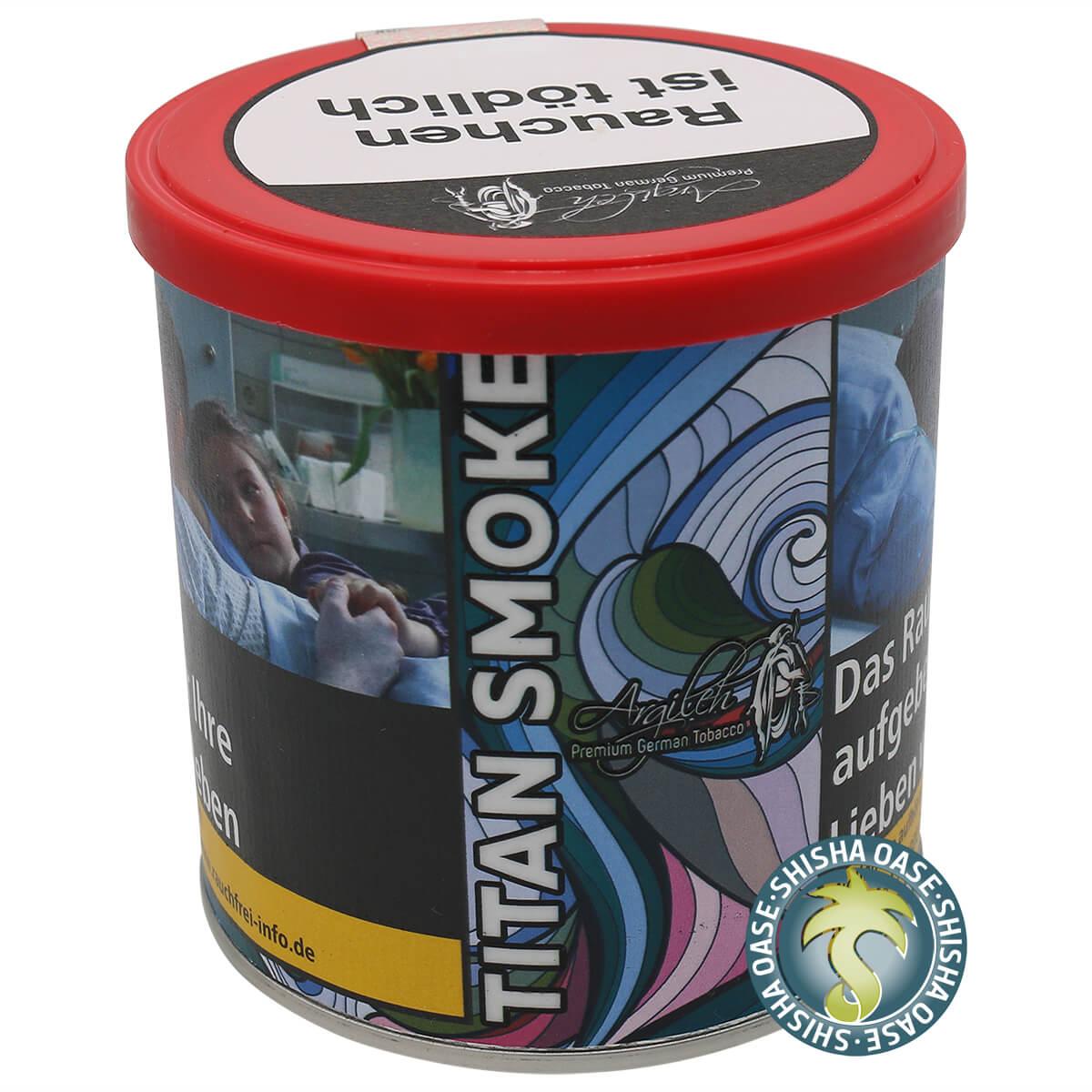 Argileh Tabak Titan Smoke 200g