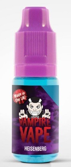 Heisenberg (10ml) - Vampire Vape Liquid - 6mg/ml