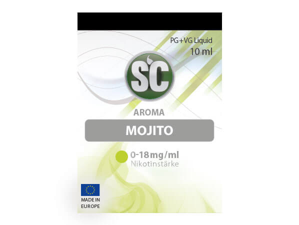 Mojito Liquid (10ml) 3 mg/ml
