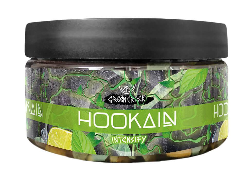 Hookain Dampfsteine 100g | Green Crack