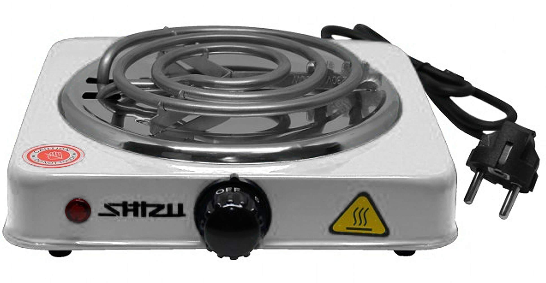 ShiZu - Kohleanzünder (elektrisch) | Weiß
