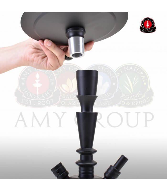Amy Alu-X Klick S 064 (RS Schwarz / Farbe Schwarz) Set