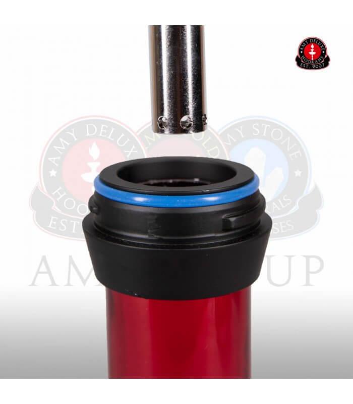 Amy Alu-X Klick S 064 (RS Schwarz / Farbe Rot) XXL Set