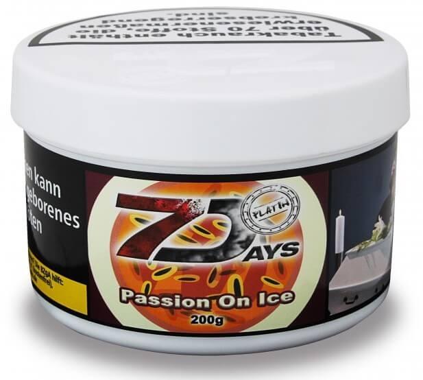7 Days Platin Tabak - Passion on the Ice 200g