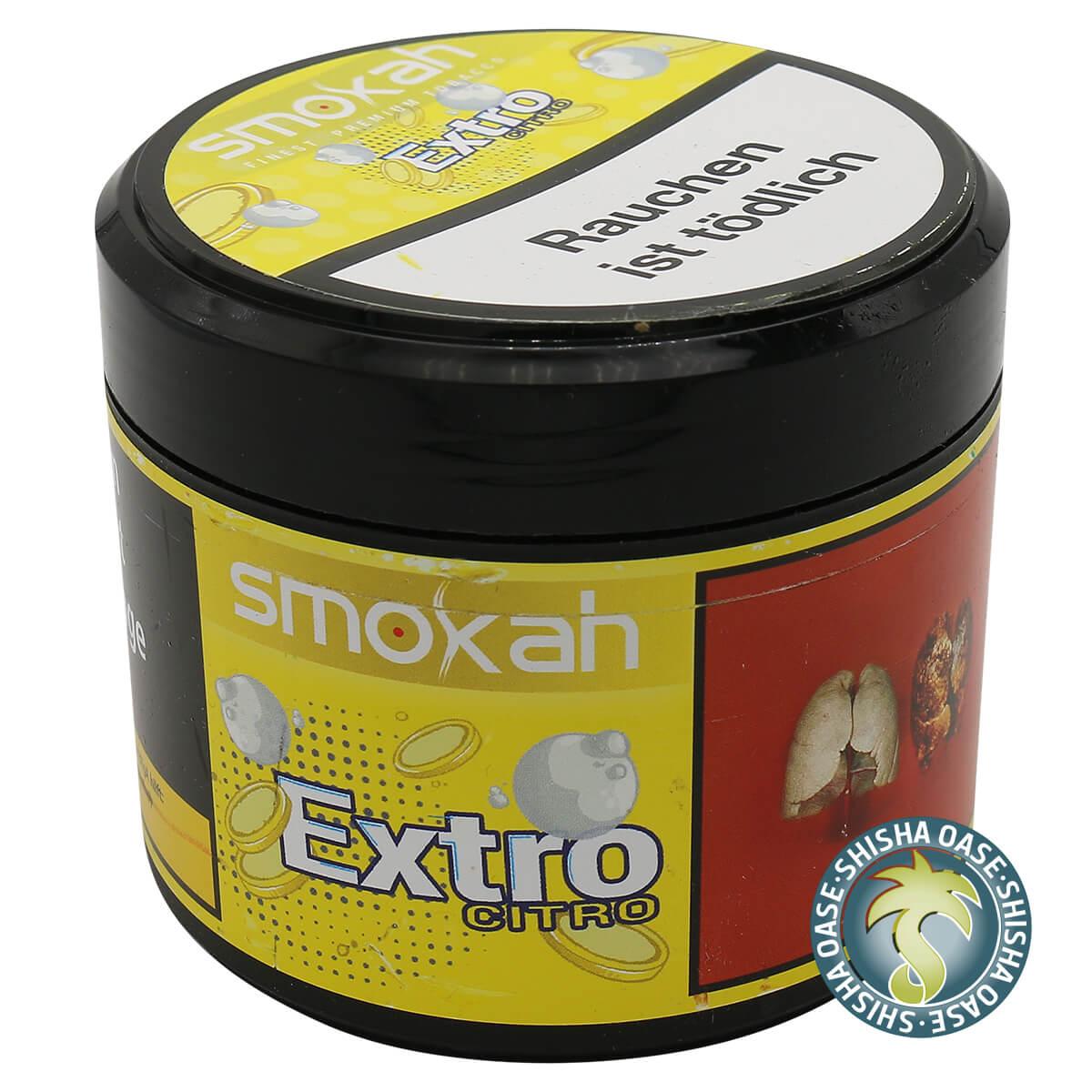 Smokah Tabak Extro Citro 200g