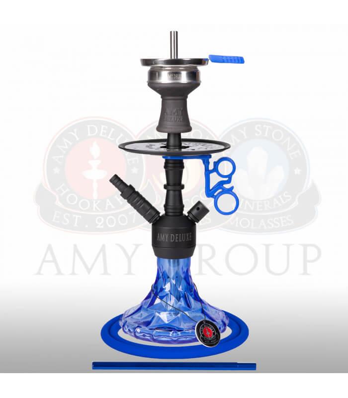 Amy Alu Brilli S (RS Schwarz / Farbe Blau)