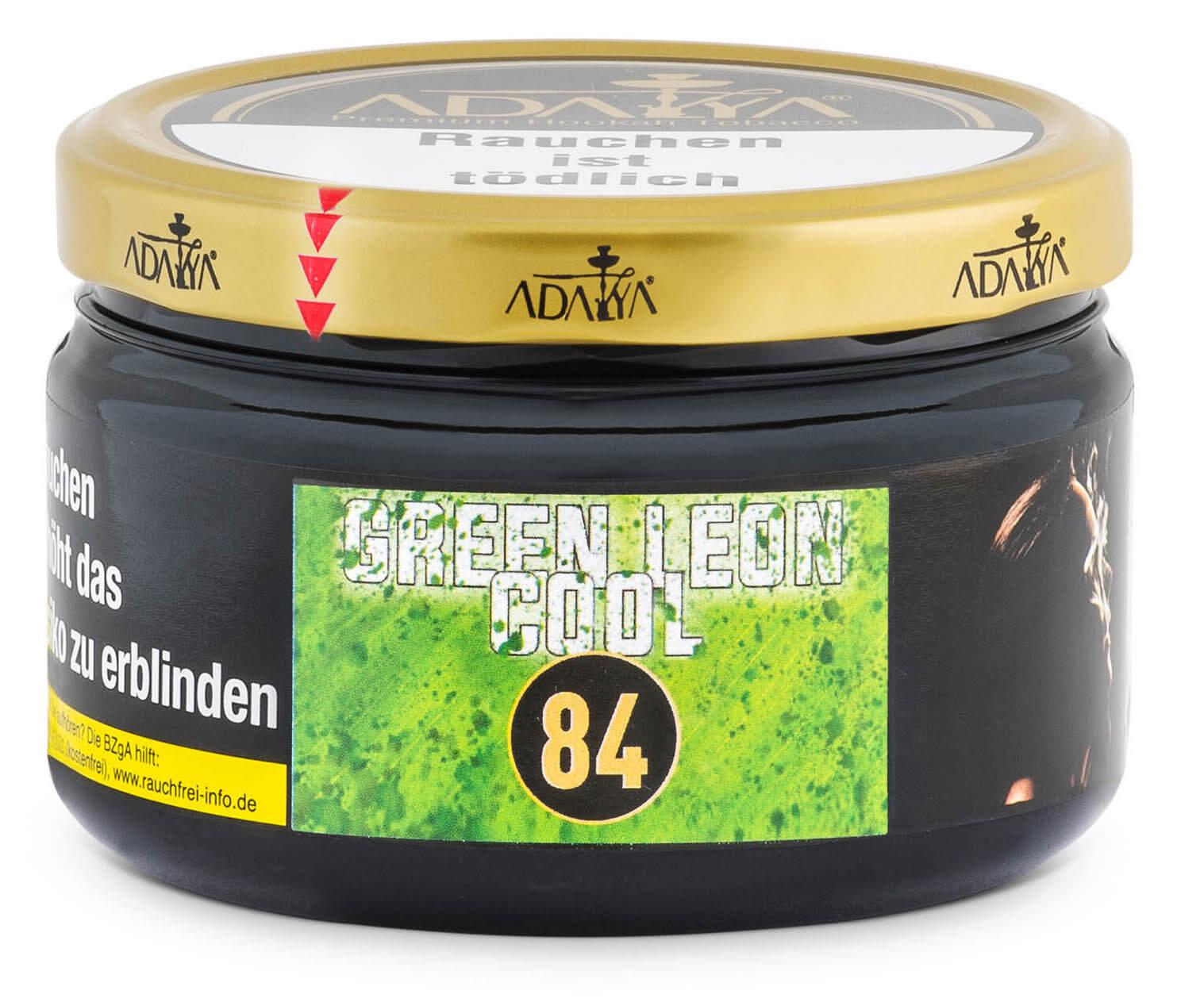 Adalya Tabak Green Leon Cool #84 200g