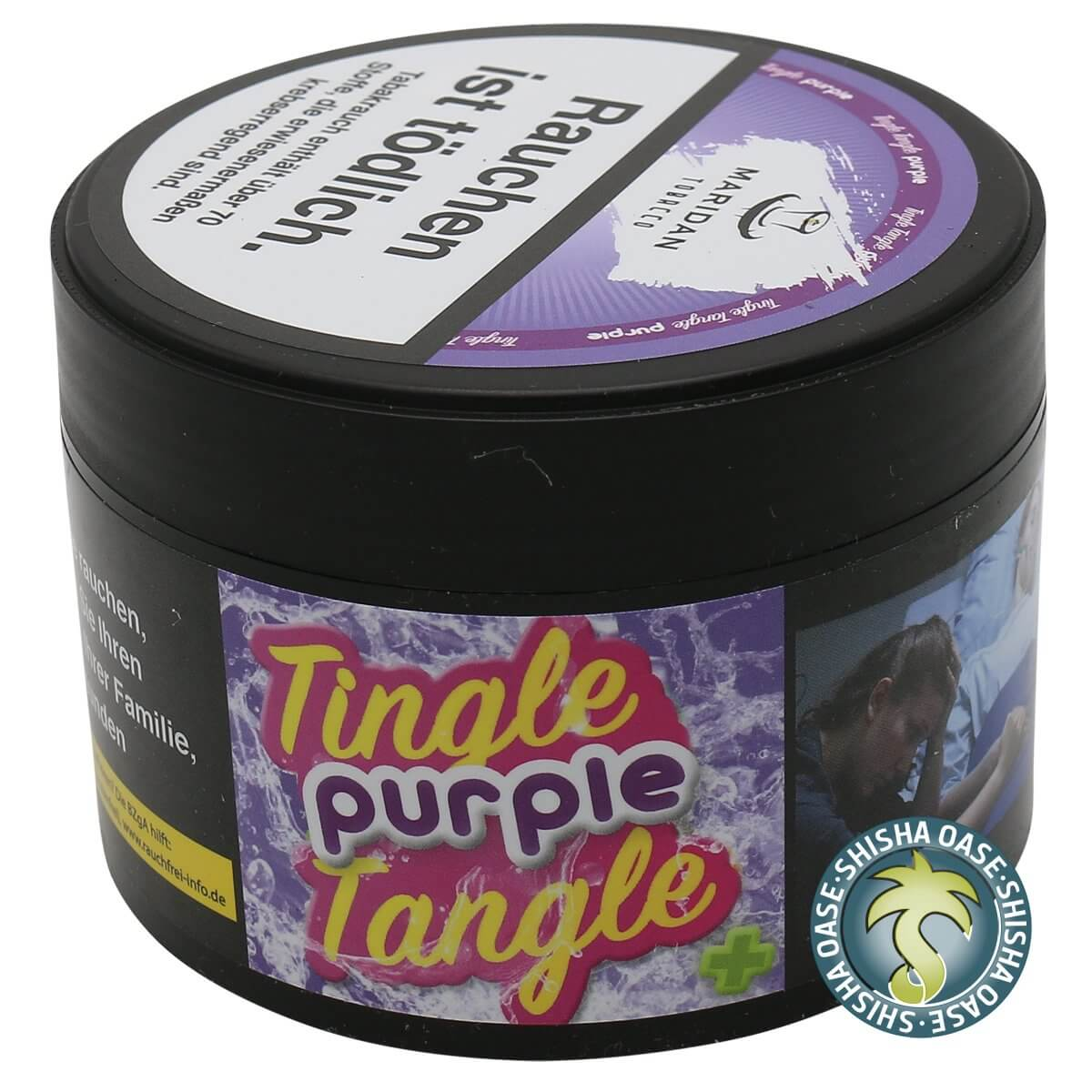 Maridan Tabak 200g Dose - Tingle Tangle Purple