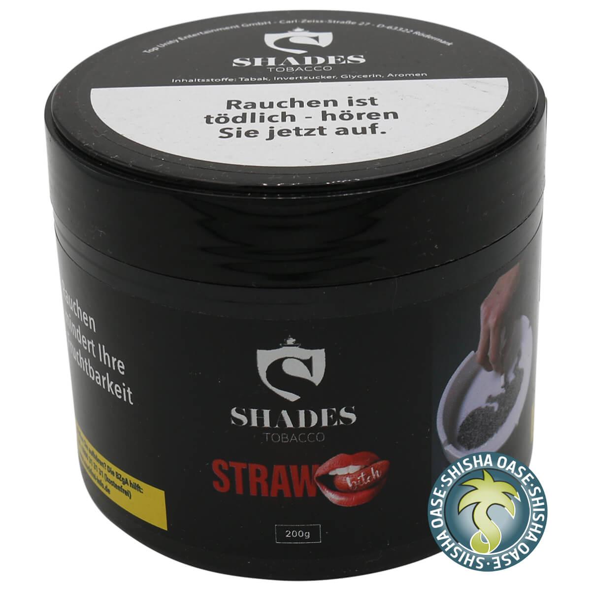 Shades Tabak Strawbitch 200g