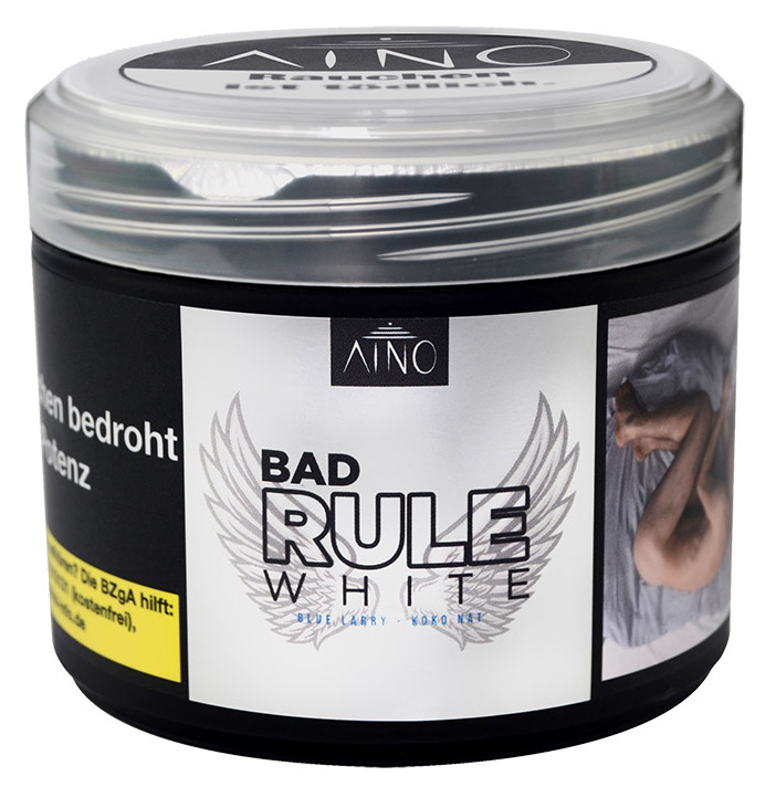 Aino Tabak Bad Rule White 200g