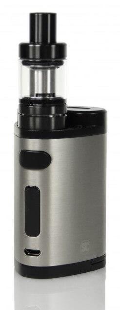 SC Pico Dual E-Zigaretten Set - Silber