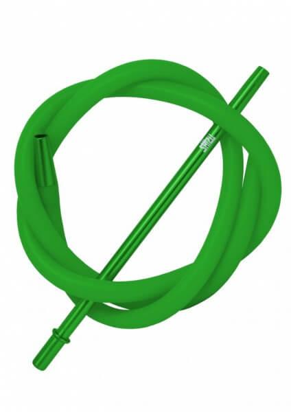 ShiZu Schlauchset mit Alumundstück Grün