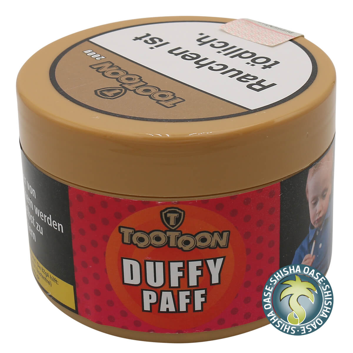 Too Toon Tabak 200g | Duffy Puff