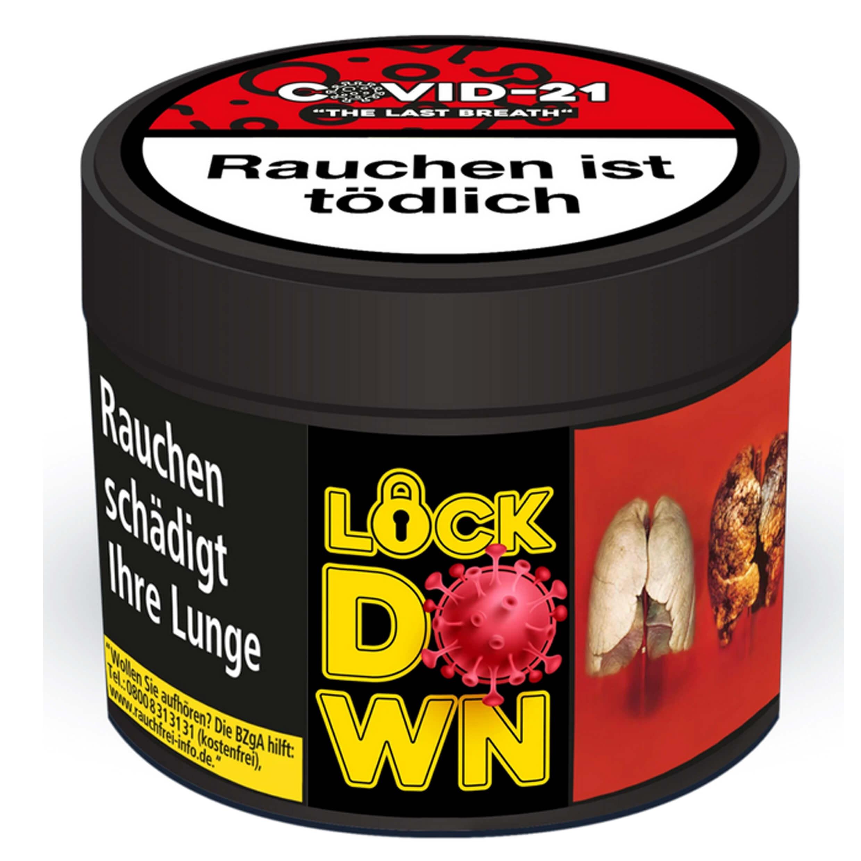 Covid 21 Tabak Lockdown 200g
