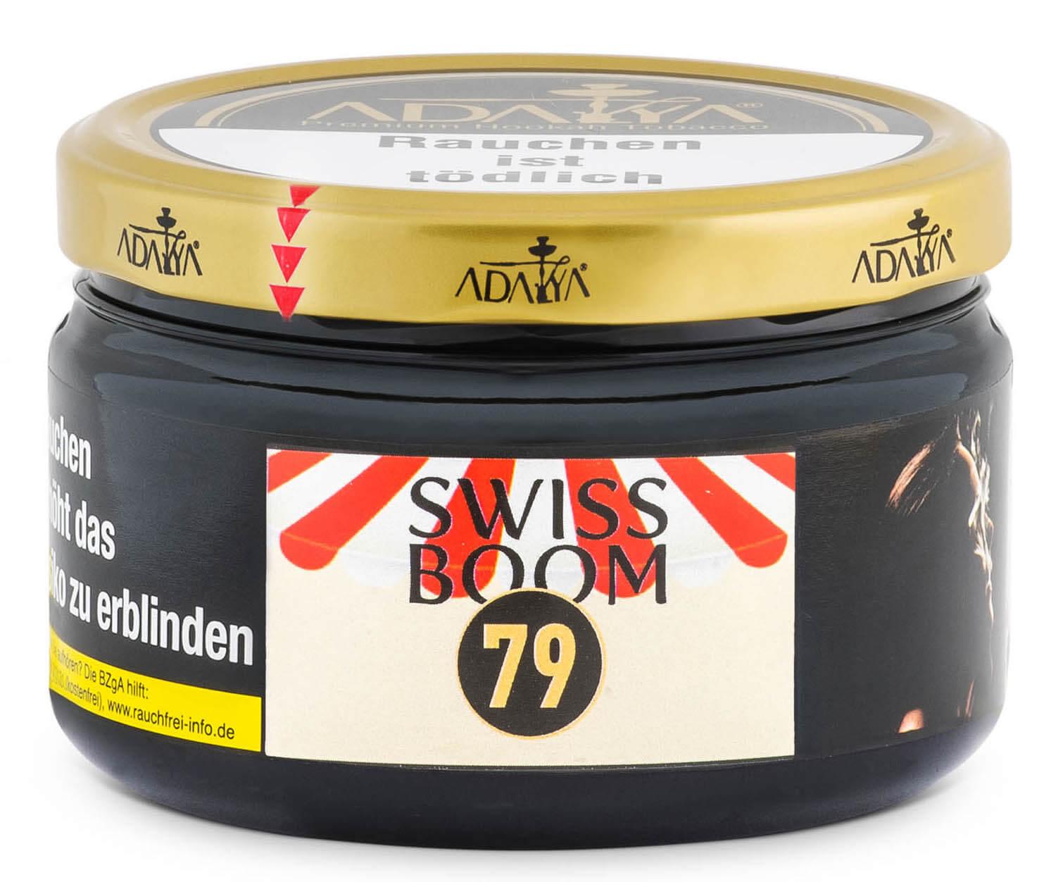 Adalya Tabak Swiss Boom #79 200g