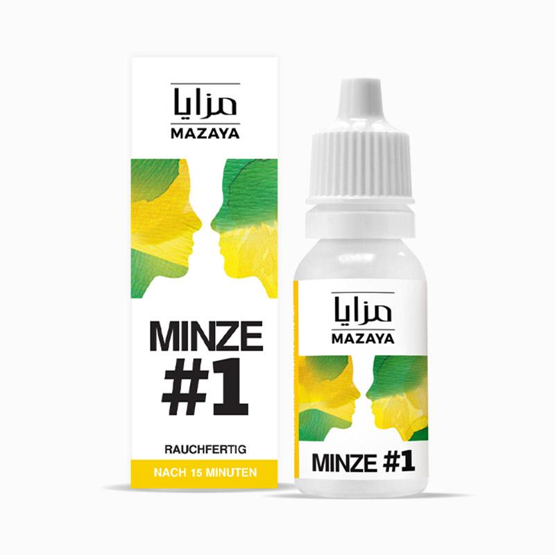 Mazaya Tabak Shot Sunshine BreeZ #1 5ml