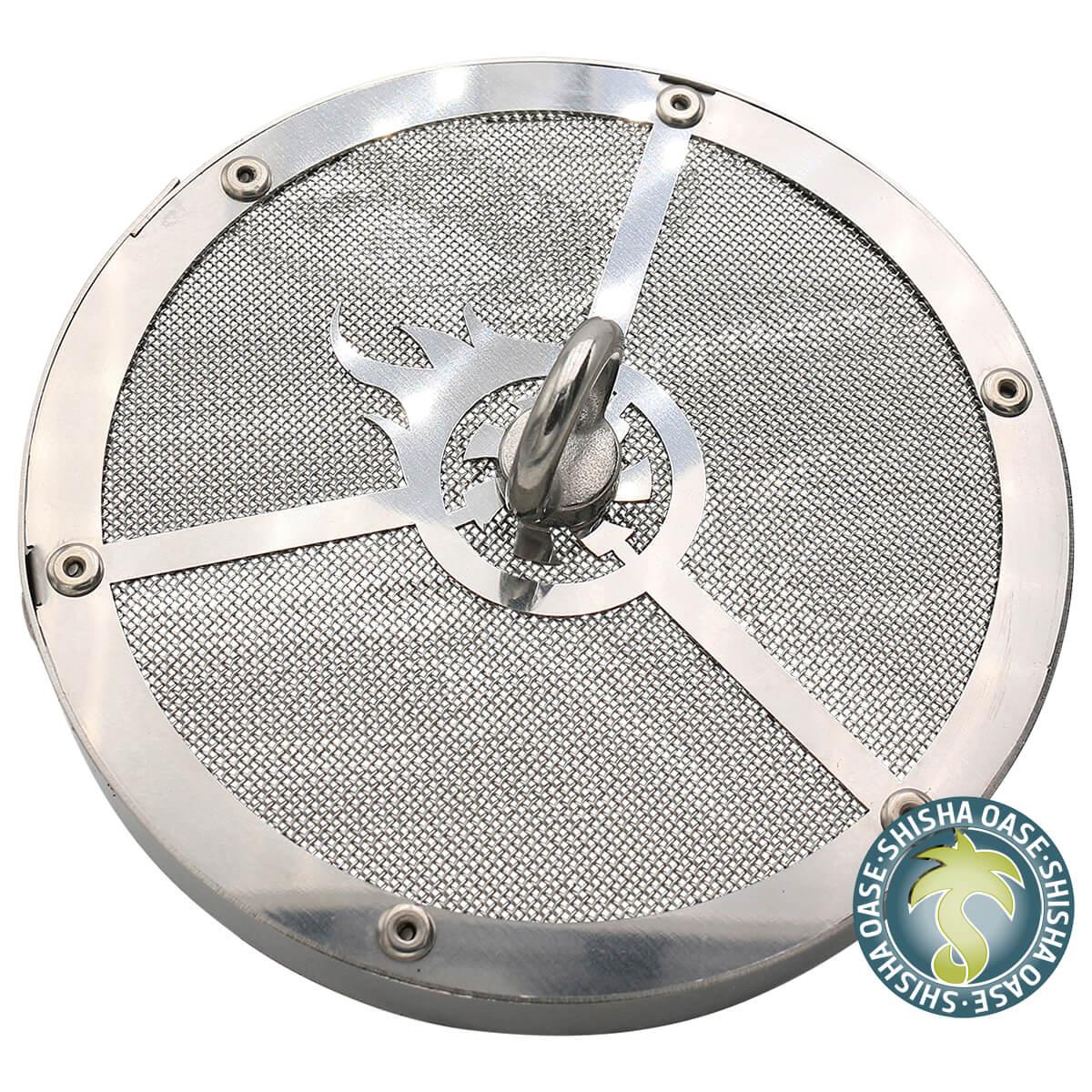 Shisha-Turbine Booster - Edelstahl