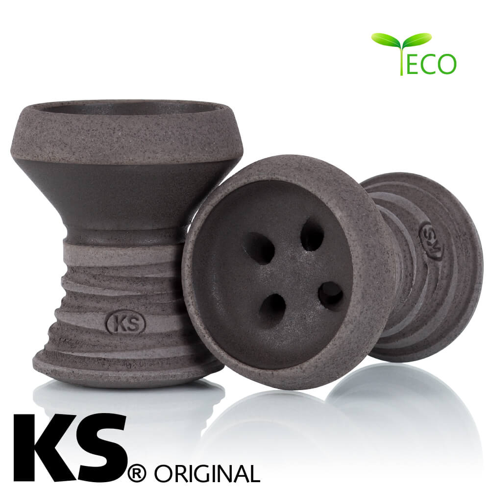 KS APPO Eco Steinkopf | Black